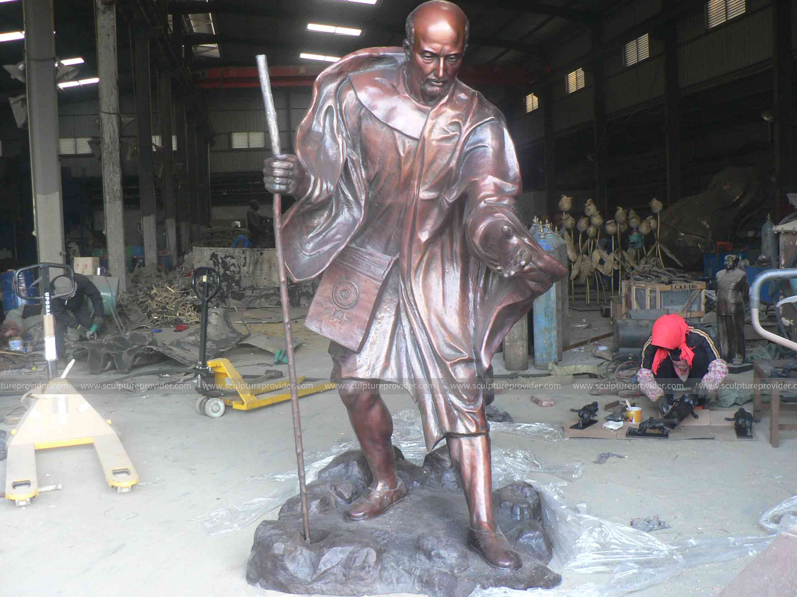 sculpture casting services